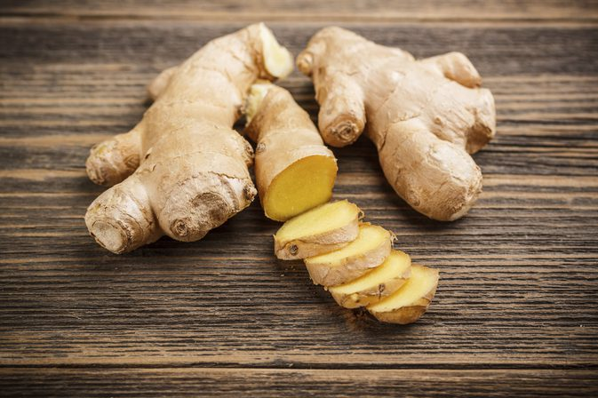 Fresh Ginger (500 grams)