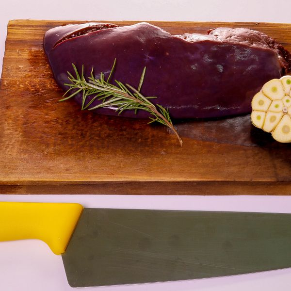 Beef liver- 500g pack