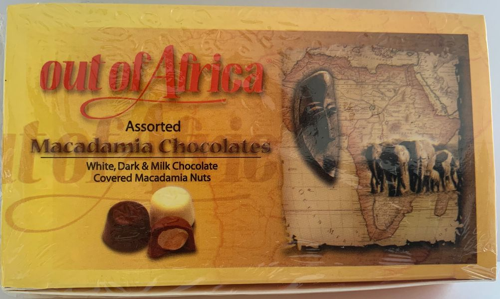 Out Of Africa Macadamia Chocolates(65g)