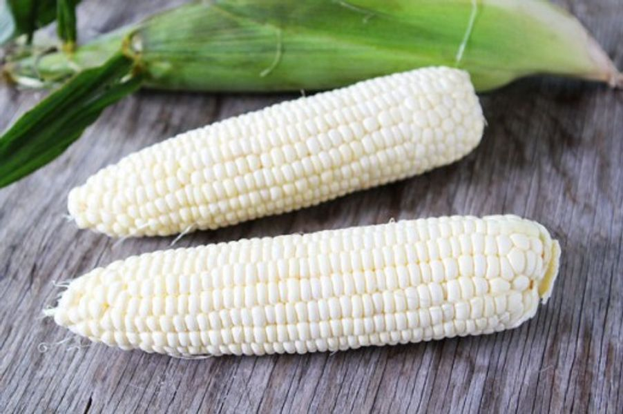 Green maize(on the cob)