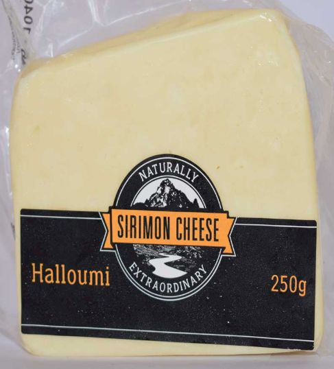 Sirimon Cheese Halloumi 250gms