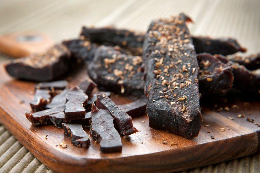 Morendat Dry Aged Rangers Biltong Bar Bites - Shredded (150 grams)