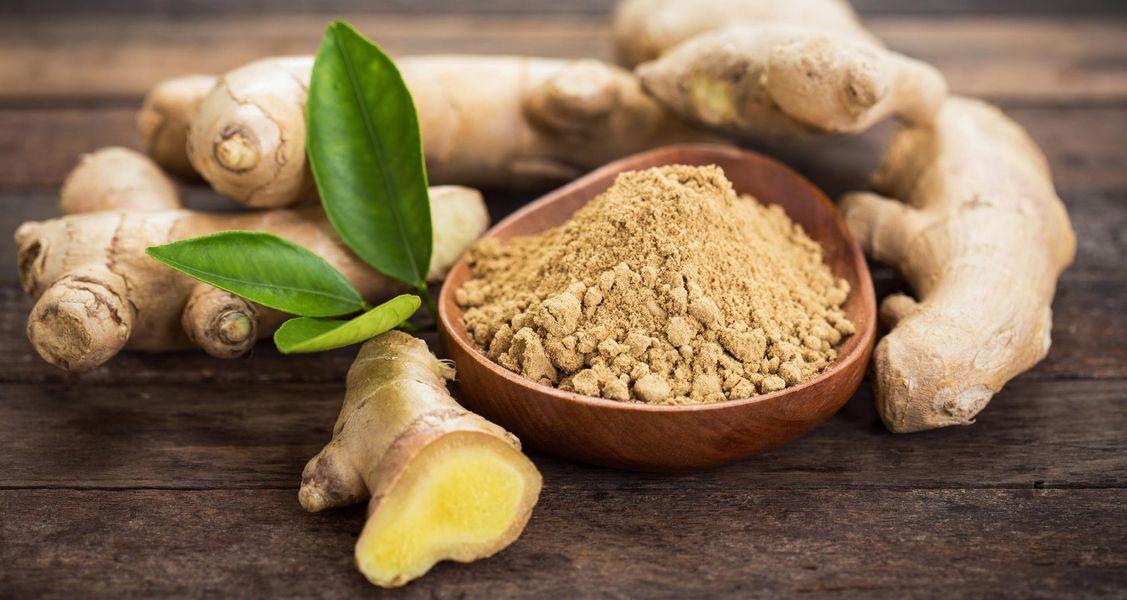 Fresh Ginger (500 grams)
